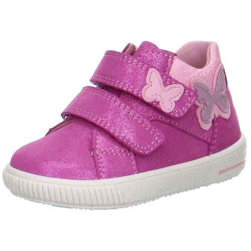 Ботинки для малышей MOPPY 2-00362-64 Superfit, Размер 24, Цвет 64-темно-розовый