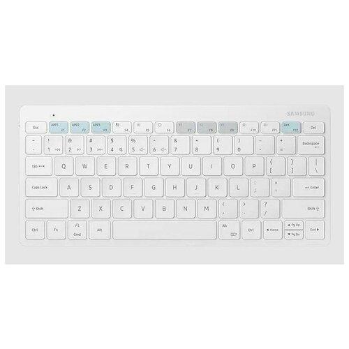 Беспроводная клавиатура Samsung Trio 500 (EJ-B3400) Белый