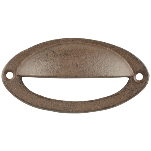 esschert design hand fork Ручка мебельная Esschert Design, 2.2 x 10.4 x 5.4 см