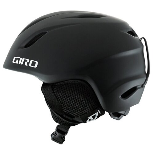 Шлем защитный GIRO Launch Plus Jr 2019, р. XS/S, matte black