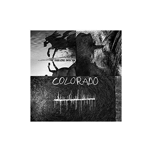 Фото - Компакт-диски, Reprise Records, NEIL YOUNG & CRAZY HORSE - Colorado (CD) versace young пиджак