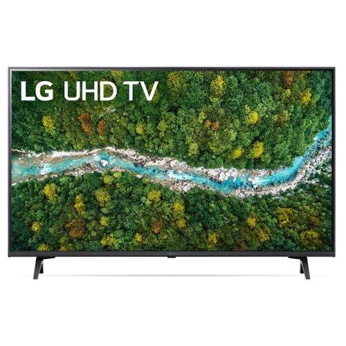 Фото - Ultra HD телевизор LG с технологией 4K Активный HDR 55 дюймов 55UP77026LB телевизор lg 55nano776pa 55 nanocell ultra hd 4k