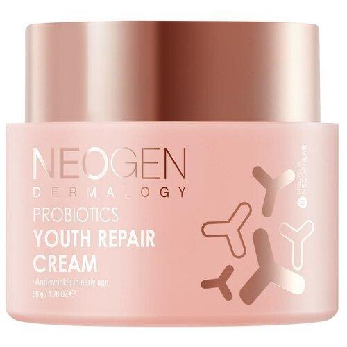 Купить Крем с пробиотиками для восстановления молодости | NEOGEN Probiotics Youth Repair Cream 50g