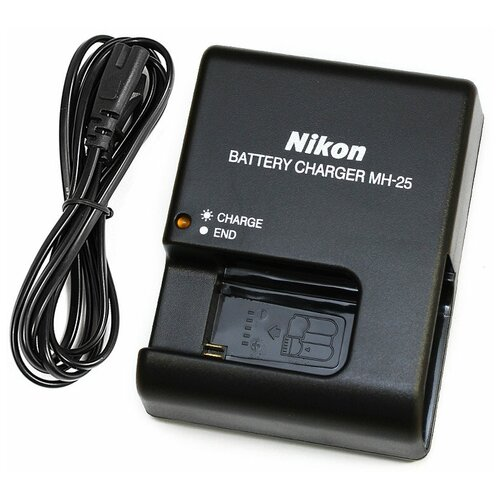 Зарядное устройство NIKON MH-25 [EL15 & EL15A]