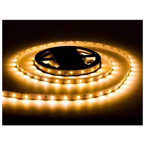 Светодиодная лента URM SMD 2835 60 LED 12V 4.8W 8-10Lm 3000K IP22 2m Warm White (Комплект) N01008 светодиодная лента urm smd 2835 120 led 12v 9 6w 8 10lm 3000k ip22 warm white n01010