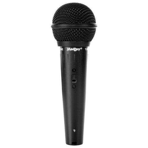 Микрофон MadBoy Tube 102, черный