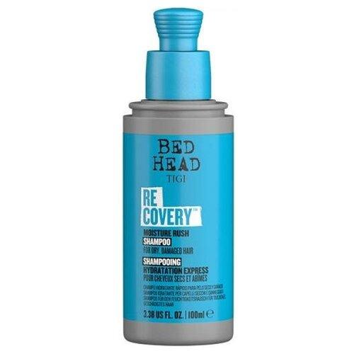 Купить Шампунь увлажняющий TIGI Bed Head Recovery для сухих и поврежденных волос, 100 мл