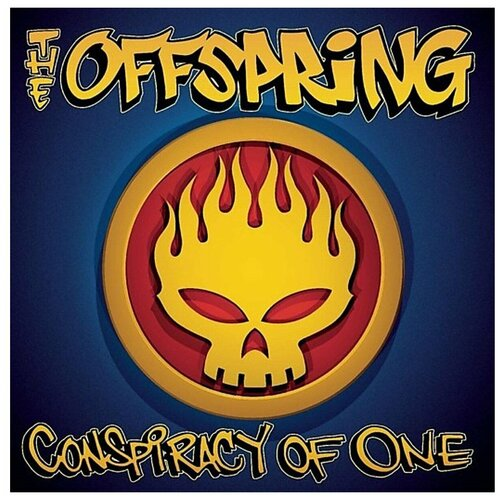 Фото - Виниловая пластинка. The Offspring. Conspiracy Of One (LP) виниловая пластинка simple plan taking one for the team