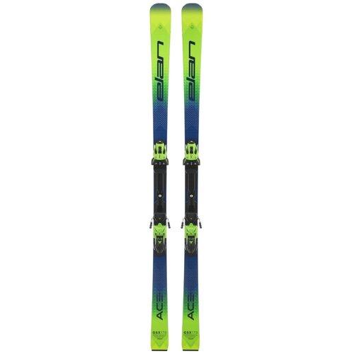 Горные лыжи без креплений Elan Gsx Master Plate (21-22), 180 см