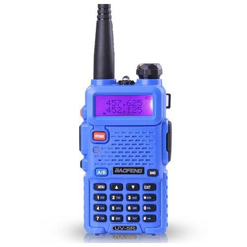 Рация Baofeng UV-5R 8W Blue