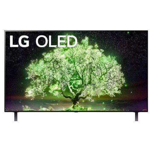 Фото - Телевизор OLED LG OLED48A1RLA 47.6 (2021), черный oled телевизор lg oled55gxr