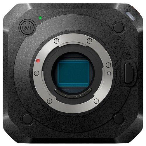 Фото - Видеокамера Panasonic DC-BGH1 черный видеокамера