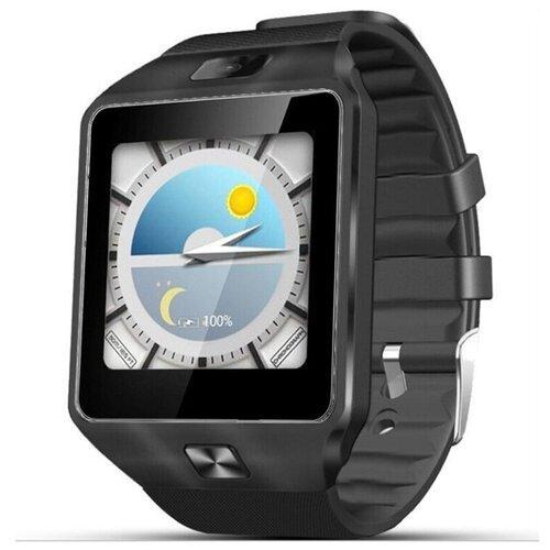 Смарт-часы Android OS Smart Watch QW09 чёрные