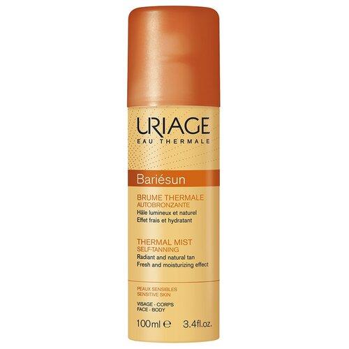 Фото - Спрей для автозагара Uriage Bariesun Thermal Spray Self-Tanning 100 мл термальный спрей автобронзат bariesun 100 мл