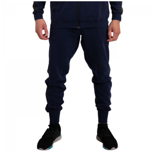 Брюки BAUER Premium Fleece Jogger SR мужские(M / темно-синий/M) брюки columbia m csc log fleece jogger ii размер m black city grey