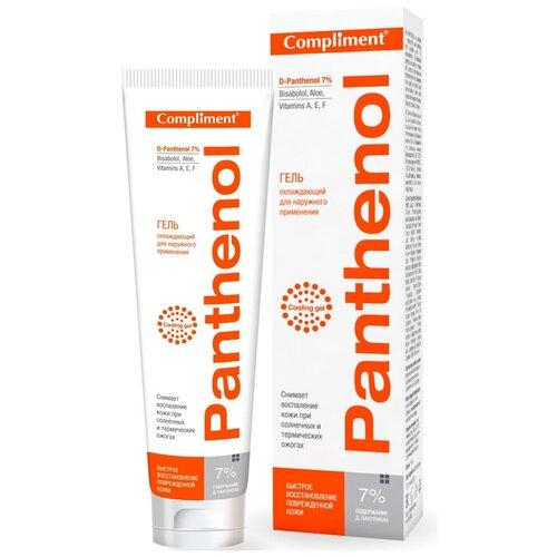 Compliment Panthenol гель охлаждающий 75 мл 1 шт. недорого
