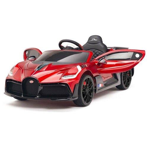 il divo brasília Детский электромобиль Bugatti Divo 12V - RED - HL338