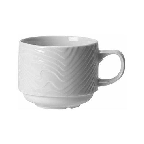 Чашка чайная «Оптик»; фарфор; 170мл, Steelite, арт. 9118 C1021