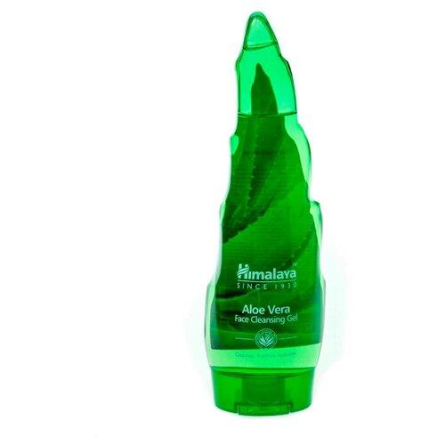 Очищающий гель для лица Himalaya Herbals Aloe Vera Face Cleansing Gel 165 мл