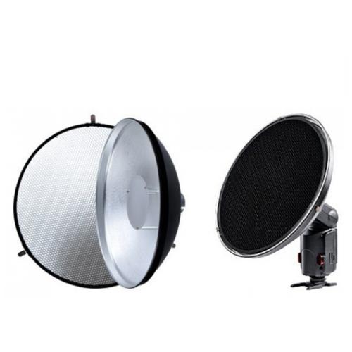 Фото - Портретная тарелка Godox AD-S3/S4 с сотами для AD200/AD360II очки whitelab с з whitelab tour black s4