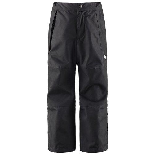 Брюки Reima Lento 522220 размер 104, черный брюки reima reimatec slana 522264 размер 104 9990 черный