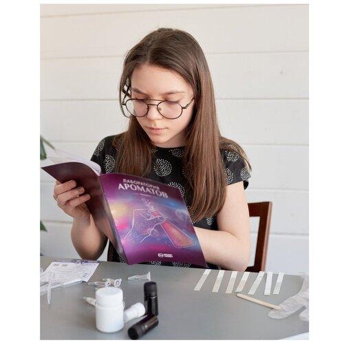 Опыты и эксперименты для детей WOW! HOW? / Набор для творчества в день рождения
