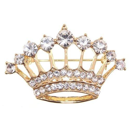 Queen fair Брошь Корона королевы 1034997