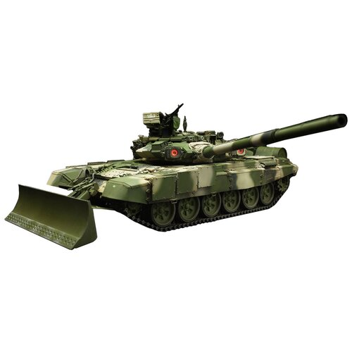realts voyager models 1 35 modern russian t 90 dozer basic detail set for meng ts 014 Сборные модели MENG TS-014 танкRUSSIAN MAIN BATTLE TANK T-90 w/TBS-86 TANK DOZER 1/35