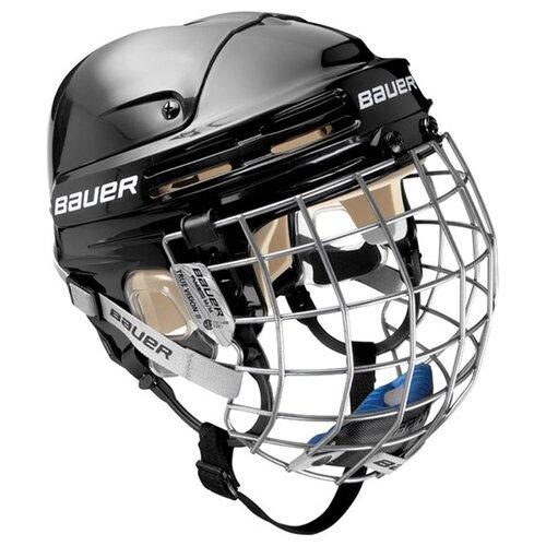 Шлем хоккейный+маска BAUER 4500 Сombo(XL / черный/XL)