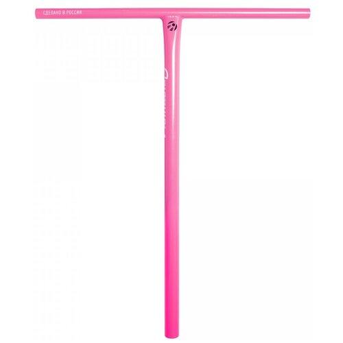 Руль СПУТНИК V2 650x560 мм(розовый)