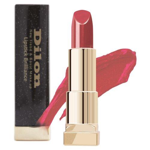 Фото - Dilon помада для губ «Brilliance», оттенок 2219 дерзкий красный dilon помада для губ brilliance оттенок 2201 розовый жемчуг