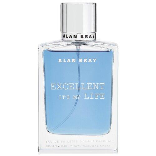 Купить Туалетная вода Alan Bray Exlellent pour Homme, 100 мл