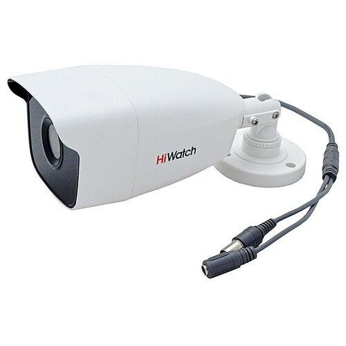 камера видеонаблюдения hikvision hiwatch ds t220 6мм белый Камера видеонаблюдения HiWatch DS-T220 (2.8 мм) белый/черный