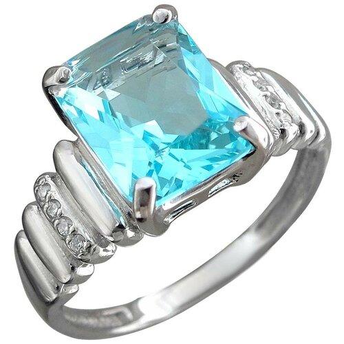 Фото - Эстет Кольцо с кристаллом swarovski и фианитами из серебра С22К250195, размер 17.5 эстет кольцо с кристаллом swarovski и фианитами из серебра с22к250029 размер 17 5
