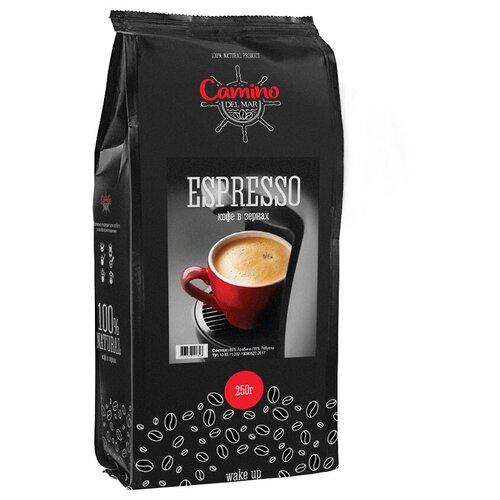 Кофе зерновой Camino del Mar Espresso, 250 г antonio del camino fragmentos de inventario