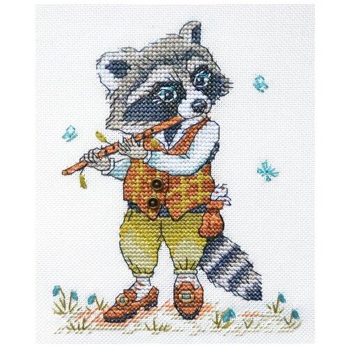 Набор для вышивания Музыка леса 12 x 15 см РЗ-32