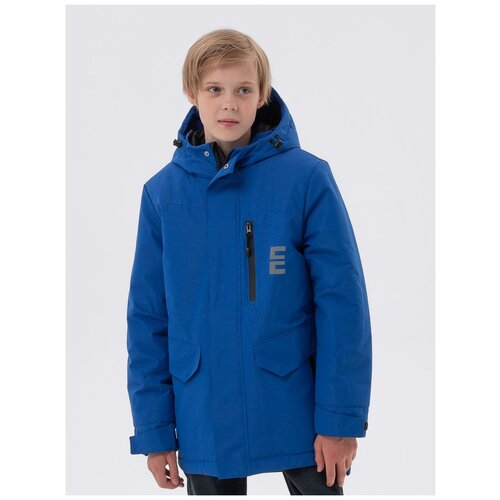 Купить Куртка EMSON размер 140, васильковый, Куртки и пуховики