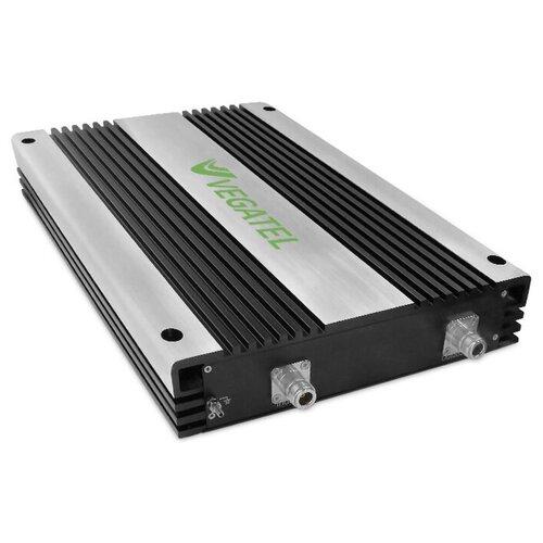 Усилитель сотовой связи 2G и интернета 3G, 4G, LTE автомобильный. Репитер VEGATEL AV2-1800/2100/2600 (для транспорта)