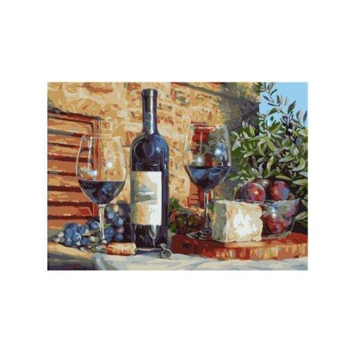 Купить Картина по номерам Paintboy «Мускат» (холст на подрамнике, 30х40 см), Картины по номерам и контурам
