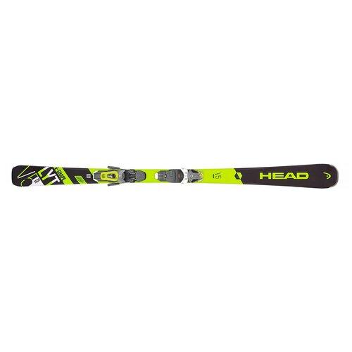 head v shape v4 sw lyt pr pr 11 gw brake 90 [g] 18 19 Горные лыжи Head V-Shape V5 X LYT PR + PR 11 (170)