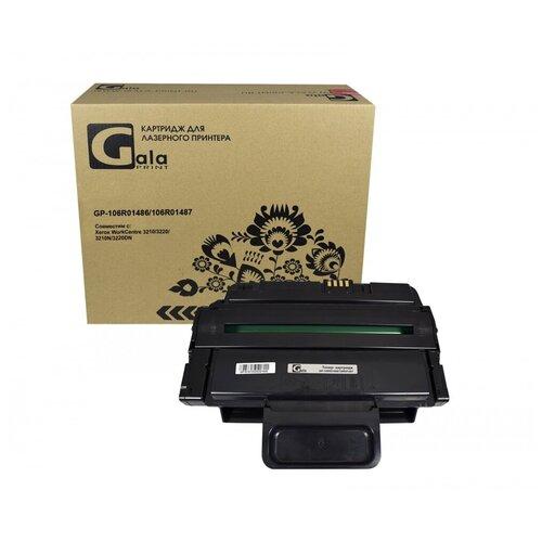 Картридж GP-106R01486/106R01487 для принтеров Xerox WorkCentre 3210/3220/3210N/3220DN 4100 копий GalaPrint