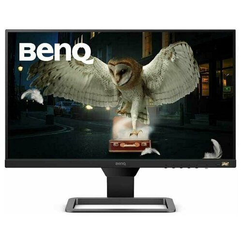 Монитор 23,8 BenQ EW2480 (9H.LJ3LA.TSE) монитор benq 23 8 ew2480 black metallic grey 9h lj3la tse