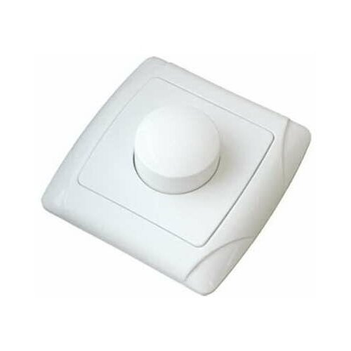Светорегуляторы скрытой установки Universal Светорегулятор СП 500Вт Маргарита бел. UNIVersal М0101
