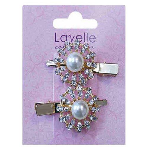 Lavelle зажим для волос (2 предмета) lavelle универсальный карандаш