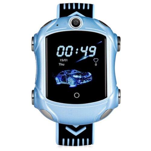 Детские умные часы Smart Baby Watch KT14 с видео-звонком 4G (Синий) детские умные часы c gps smart baby watch kt14 оранжевый