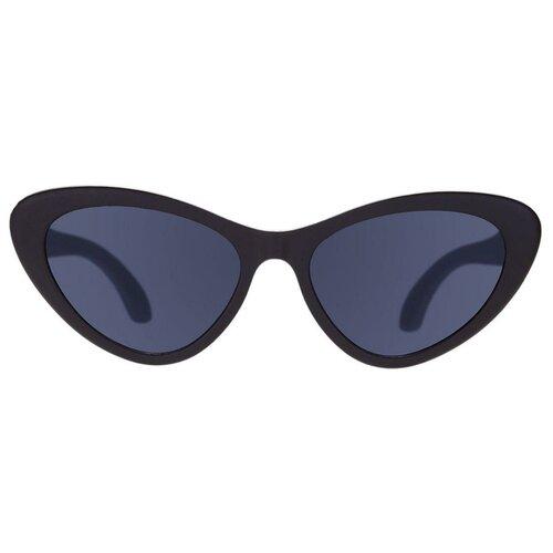 Babiators Солнцезащитные очки Original Cat-Eye Classic (3-5), черный