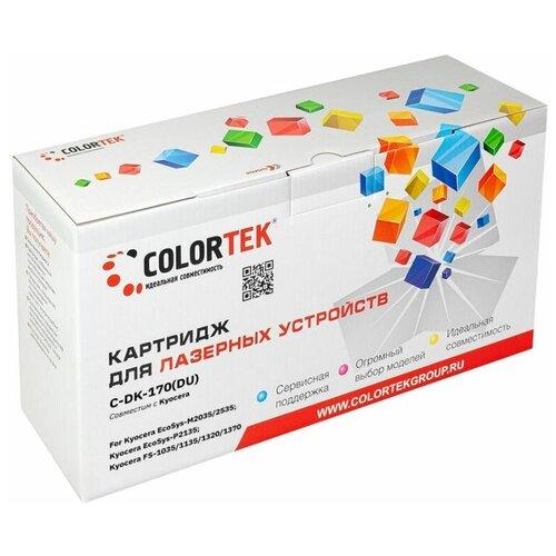 Фото - Картридж COLORTEK Kyocera DK-170 (DU) драм картридж dk 170 dk 150 dk 130 dk 110 dk 1105 для лазерного принтера совместимый