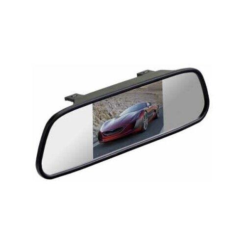 Автомобильные телевизоры и мониторы Interpower Зеркало + монитор 4,3