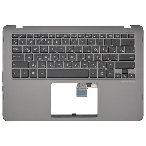 Топ-панель Asus ZenBook Flip UX360UA серая