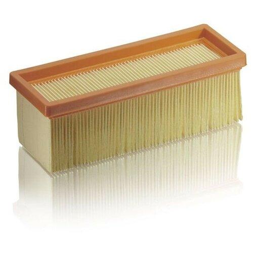 Фильтр плоский складчатый Karcher 6.414-498 для пылесосов серии A, SE 4002, SE 5.100, SE 6.100